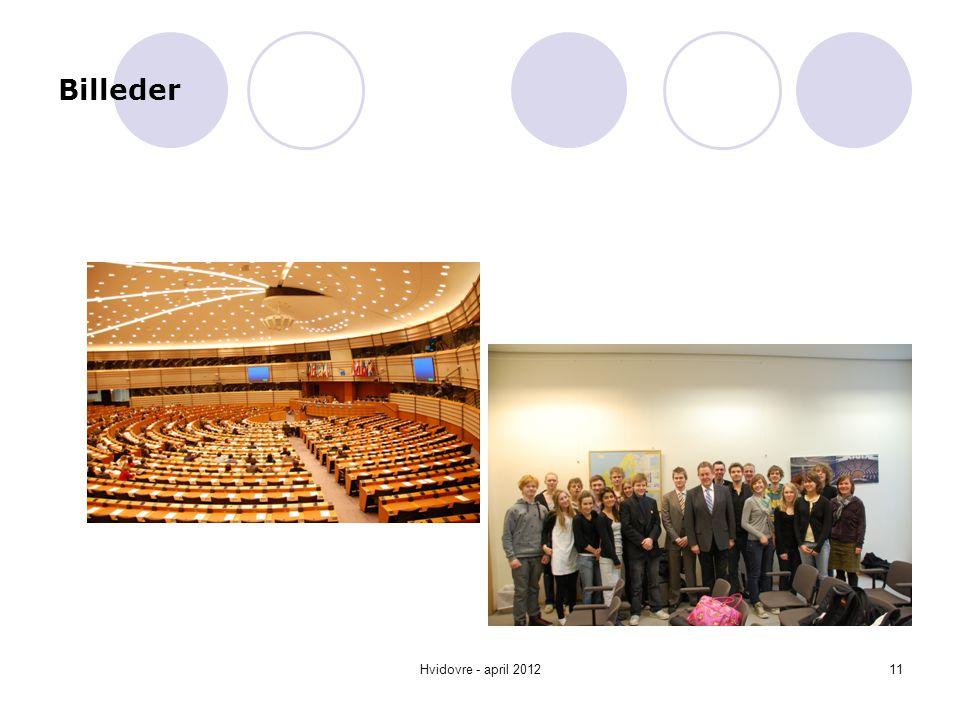 Billeder Hvidovre - april 2012