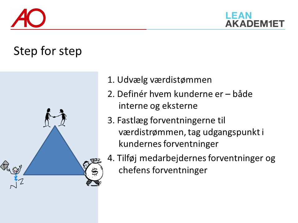 Step for step