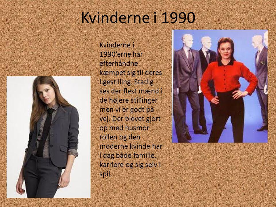 Kvinderne i 1990