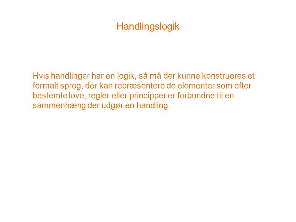 Handlingslogik