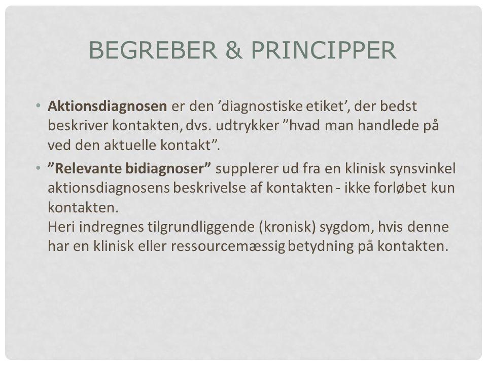 BEGREBER & PRINCIPPER