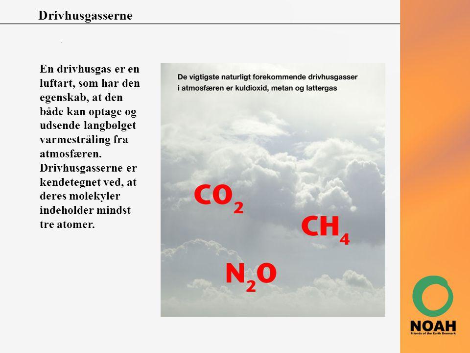 Drivhusgasserne