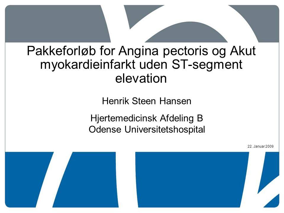 Hjertemedicinsk Afdeling B Odense Universitetshospital