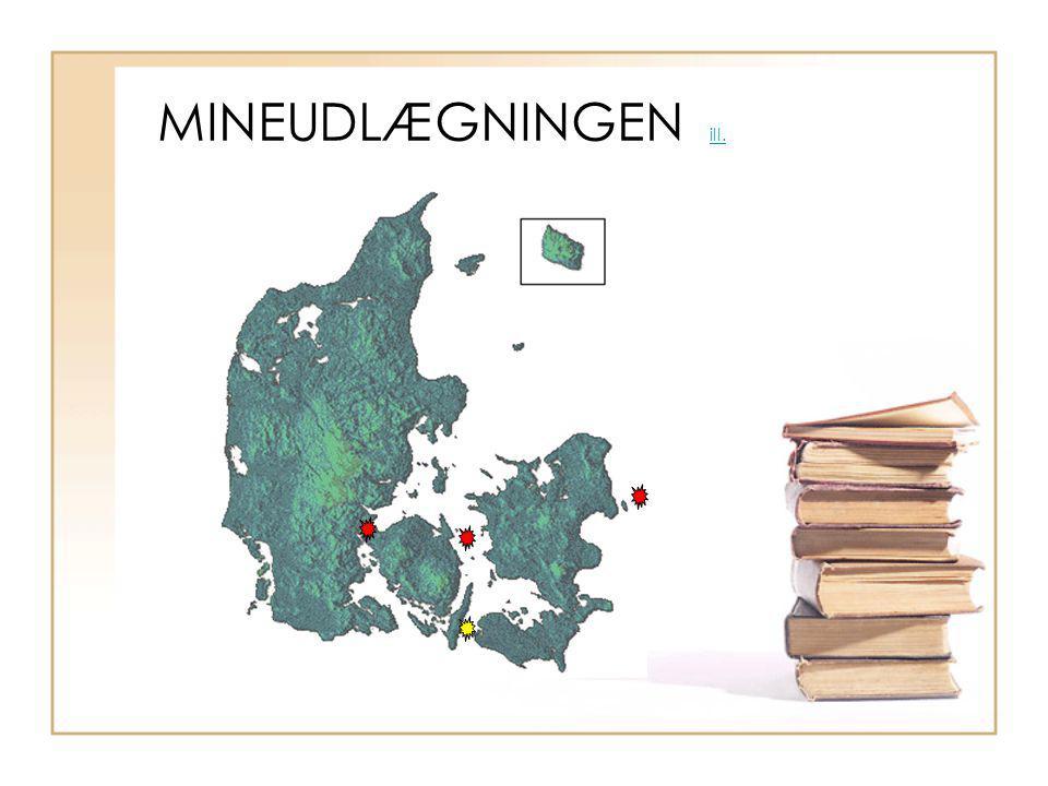 MINEUDLÆGNINGEN ill.