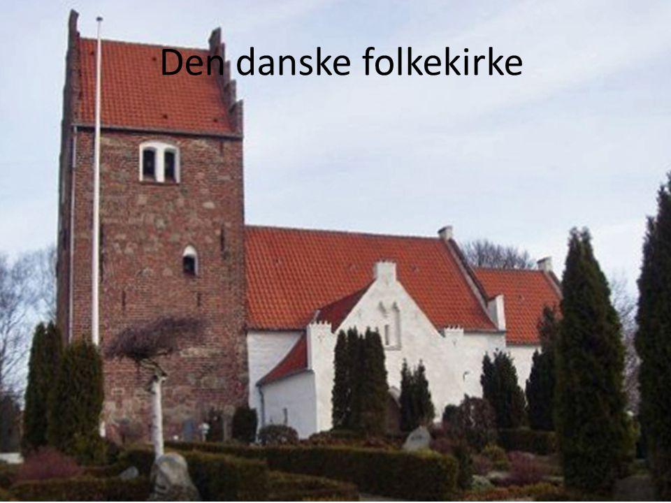 Den danske folkekirke Markus