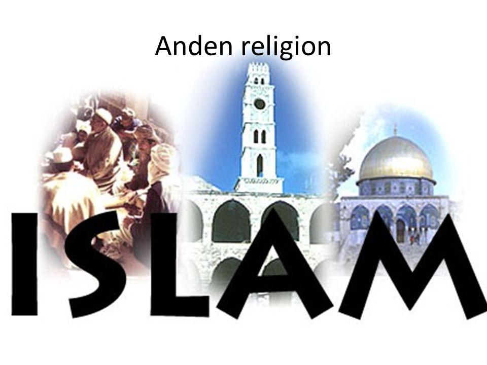 Anden religion Andreas