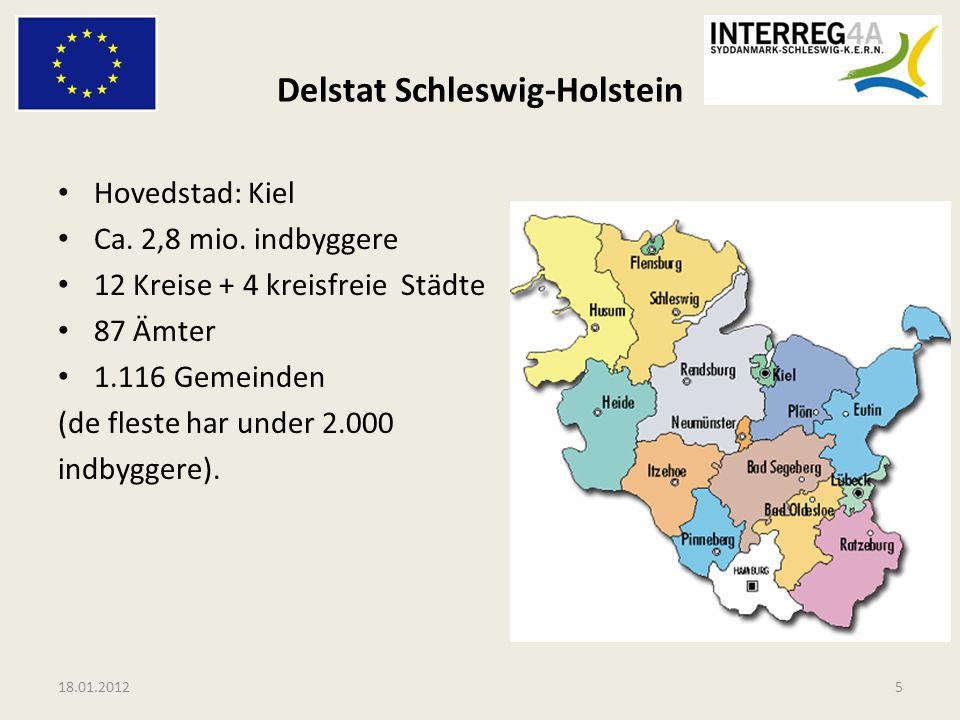 Delstat Schleswig-Holstein