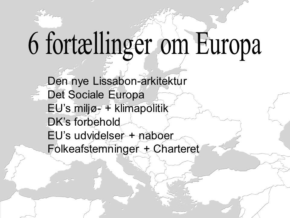 6 fortællinger om Europa