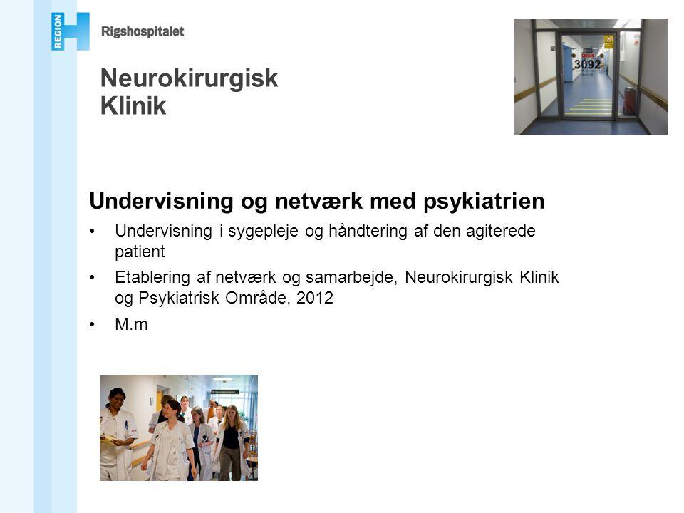 Neurokirurgisk Klinik