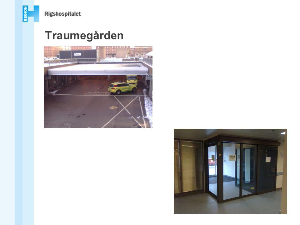 Traumegården