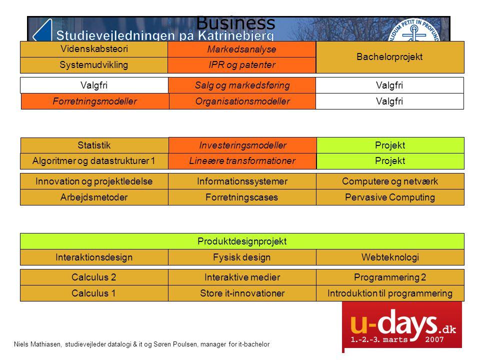 Business Videnskabsteori Markedsanalyse Bachelorprojekt