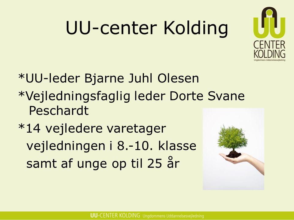 UU-center Kolding *UU-leder Bjarne Juhl Olesen