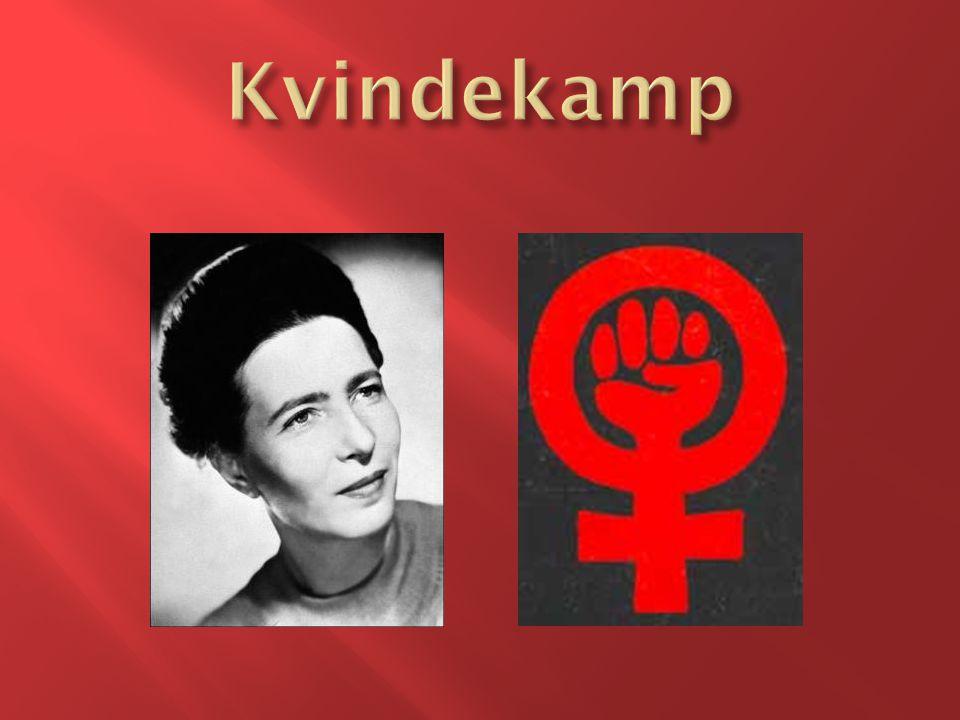 Kvindekamp