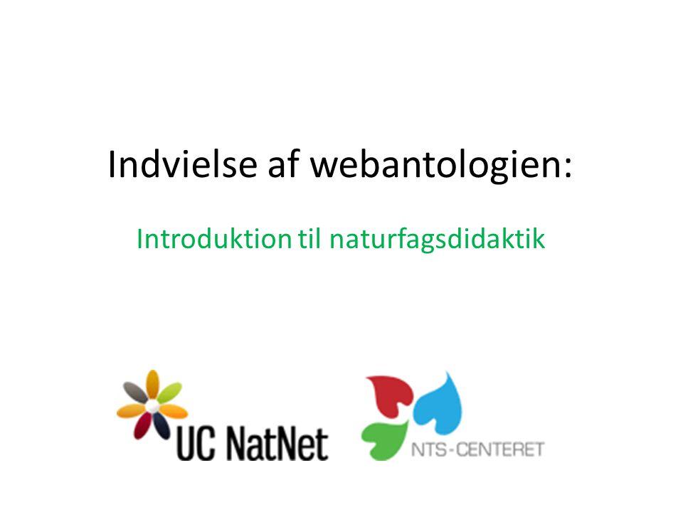 Indvielse af webantologien: