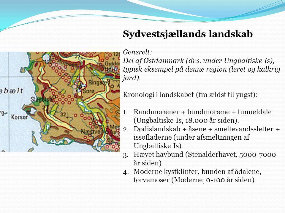 Sydvestsjællands landskab