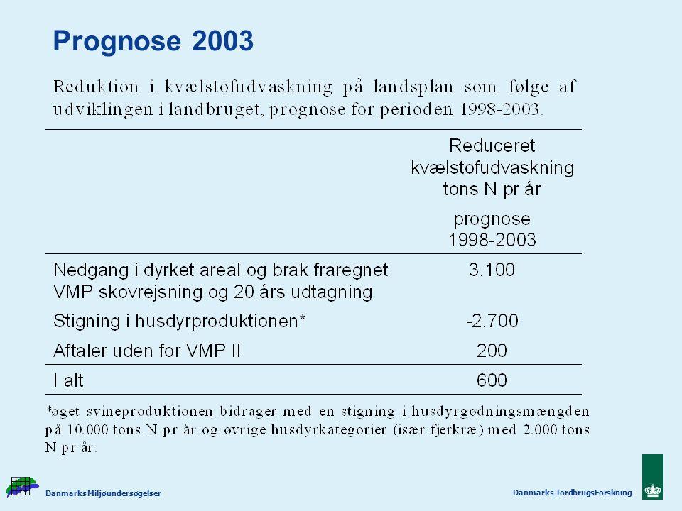 Prognose 2003
