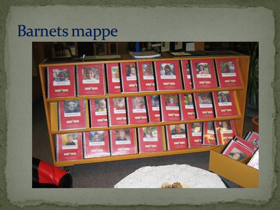 Barnets mappe
