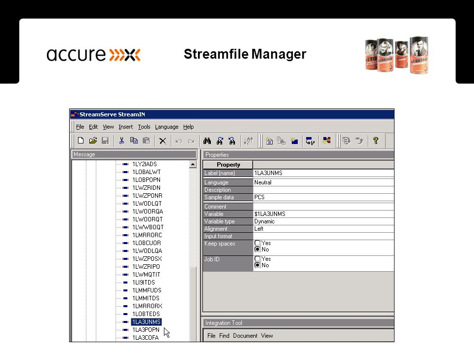 Streamfile Manager