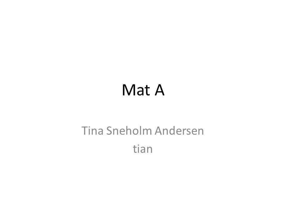 Tina Sneholm Andersen tian