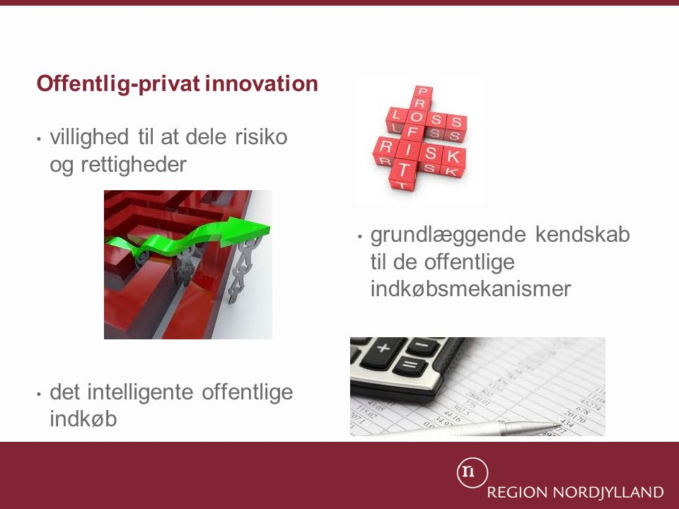 Offentlig-privat innovation