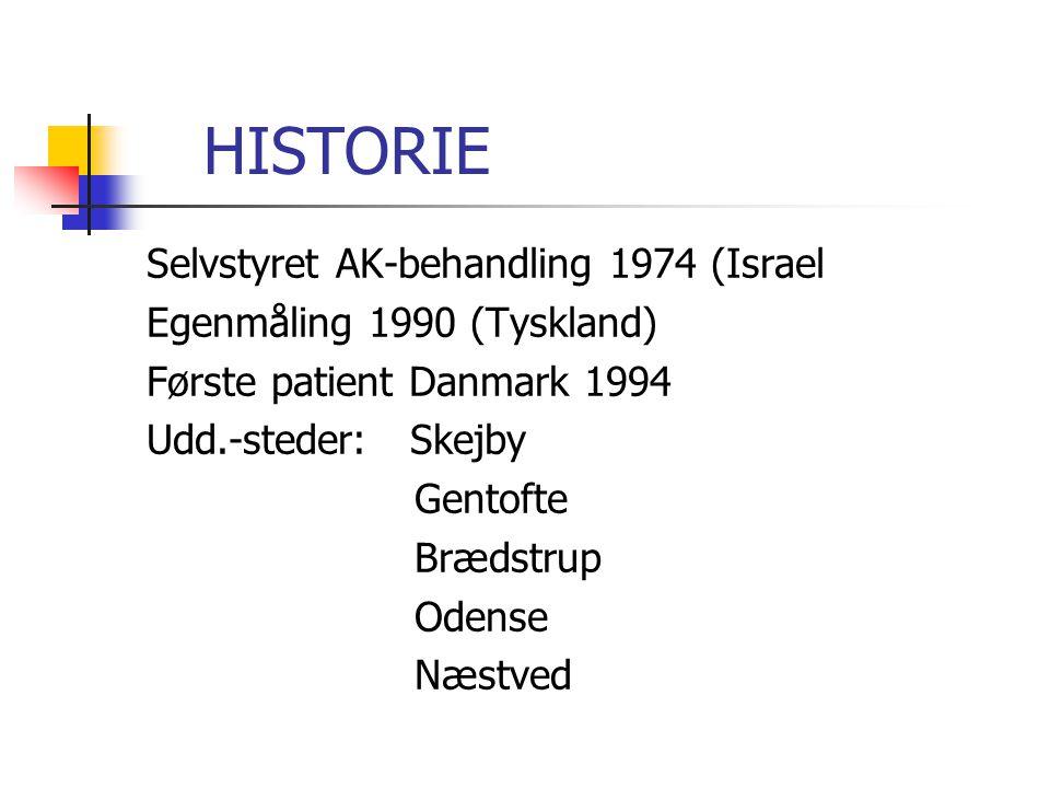 HISTORIE Selvstyret AK-behandling 1974 (Israel