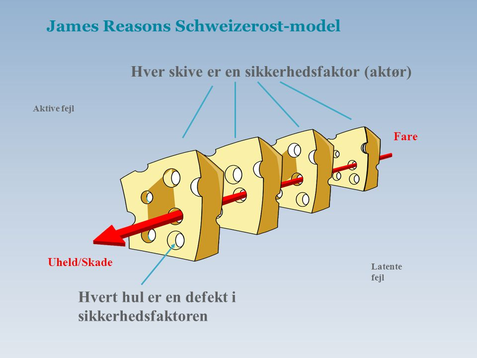 James Reasons Schweizerost-model