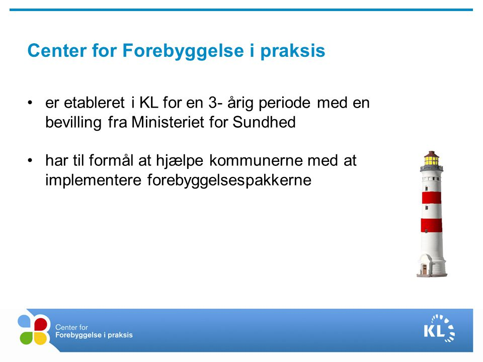 Center for Forebyggelse i praksis