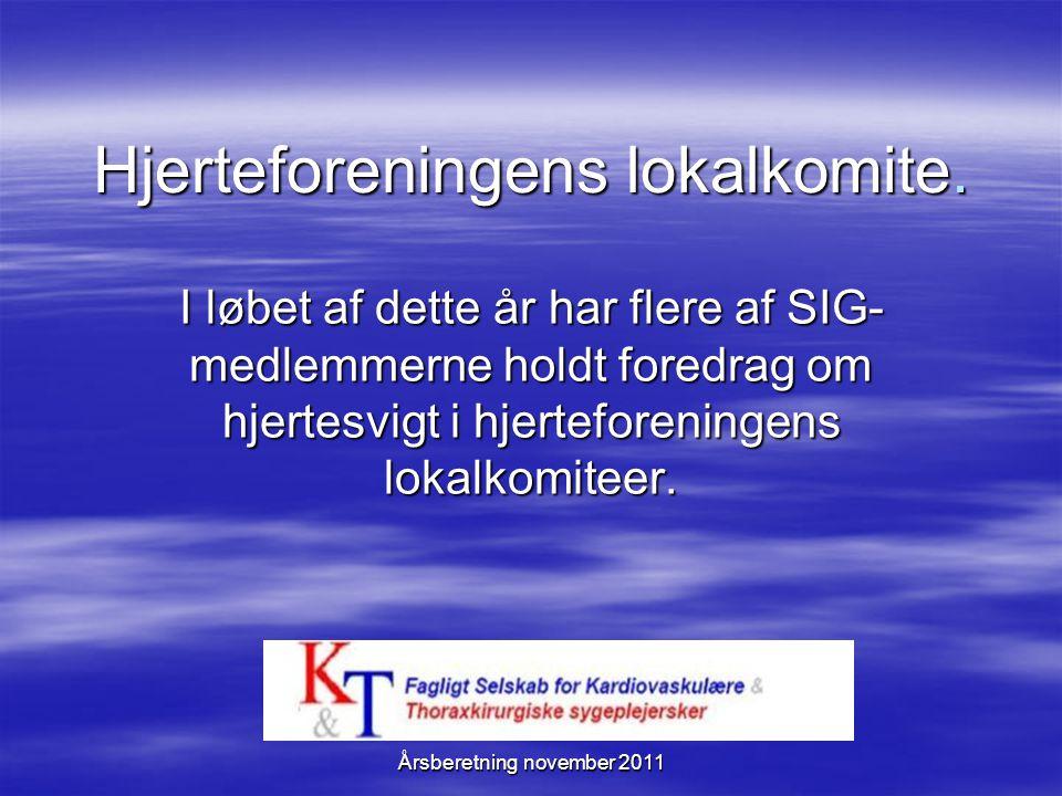 Hjerteforeningens lokalkomite.