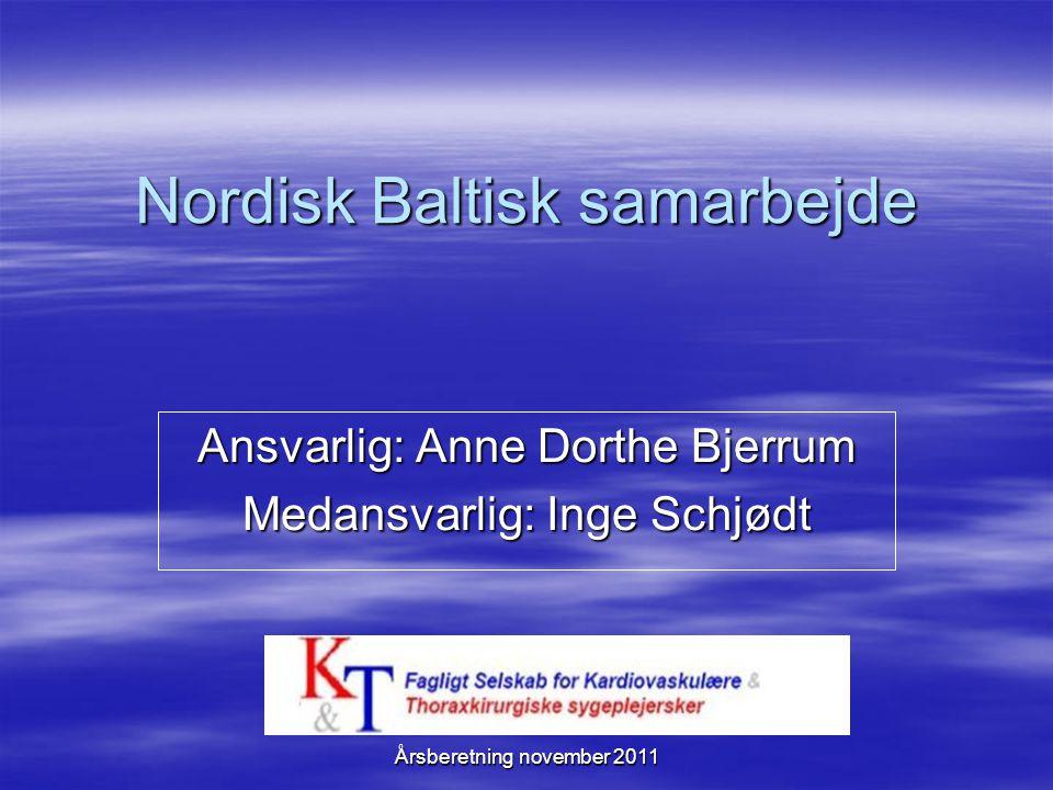 Nordisk Baltisk samarbejde