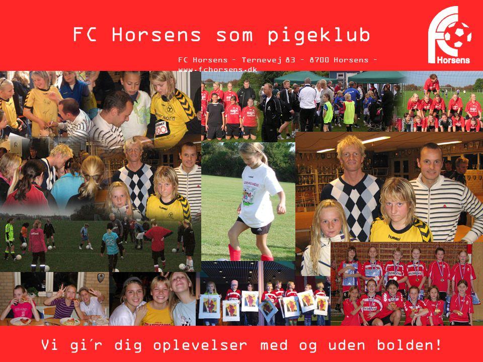 FC Horsens som pigeklub