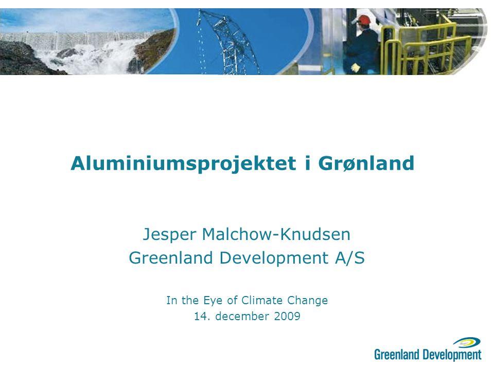 Aluminiumsprojektet i Grønland