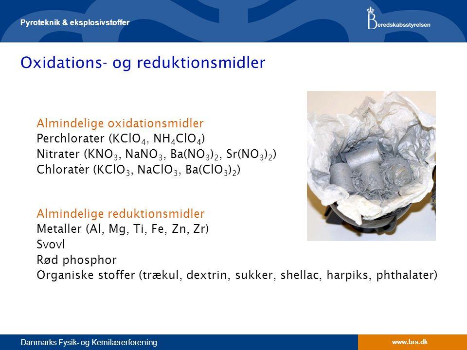 Oxidations- og reduktionsmidler