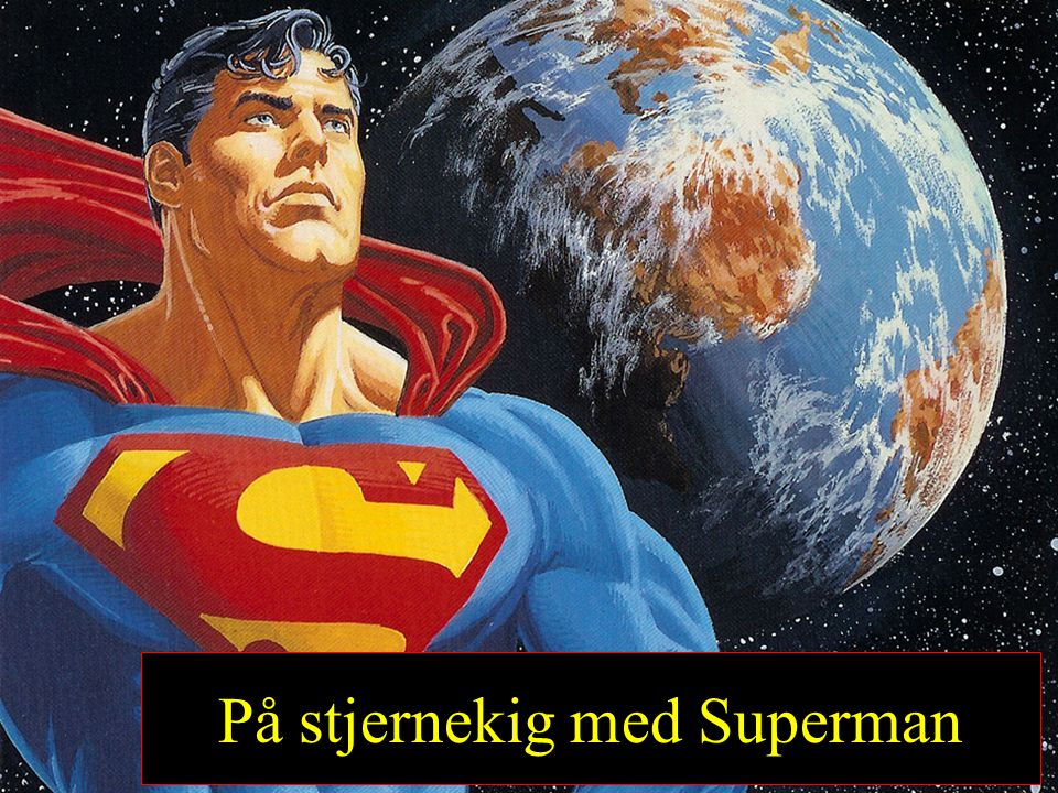 På stjernekig med Superman