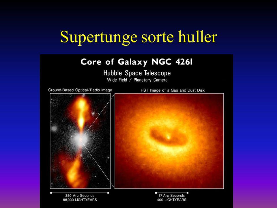 Supertunge sorte huller