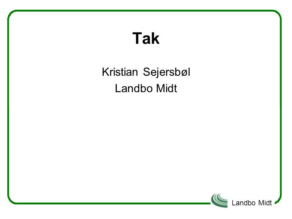 Tak Kristian Sejersbøl Landbo Midt