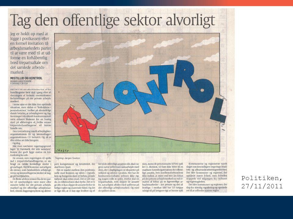 Politiken, 27/11/2011