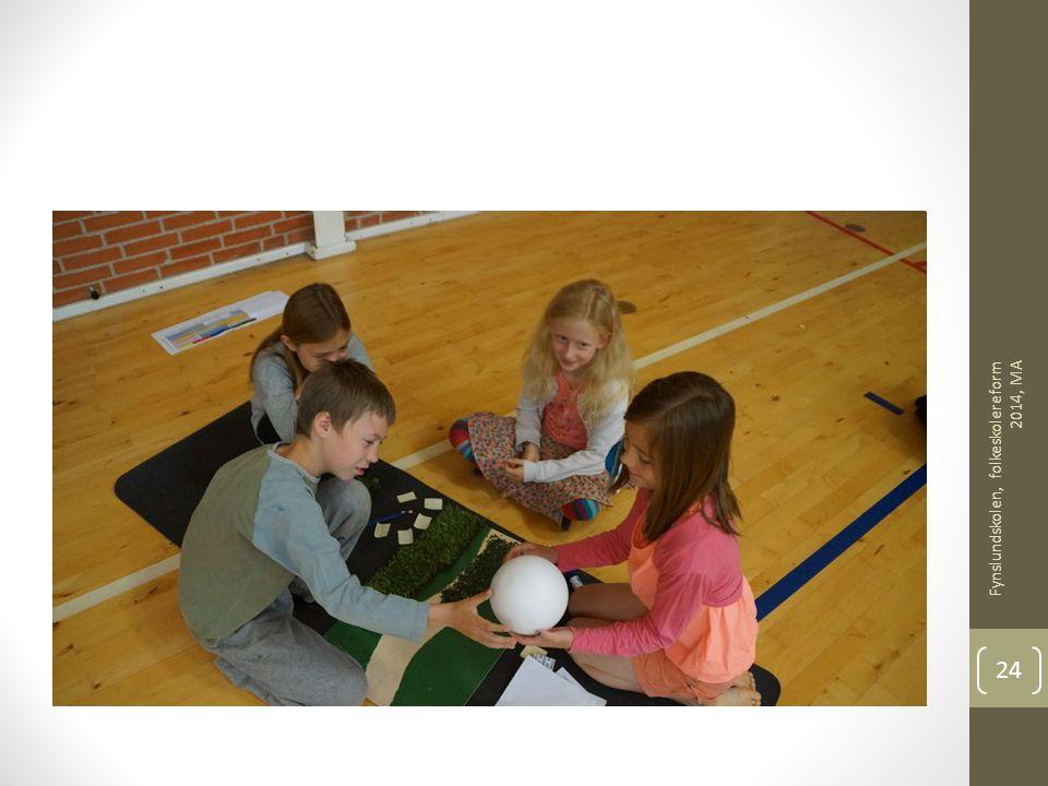 Fynslundskolen, folkeskolereform 2014, MA