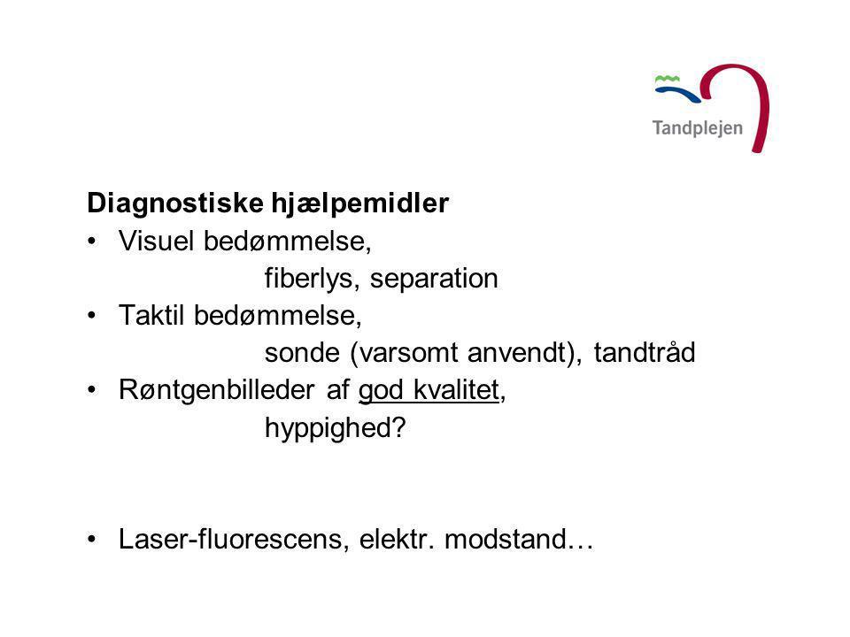 Diagnostiske hjælpemidler