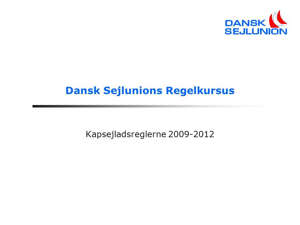Dansk Sejlunions Regelkursus