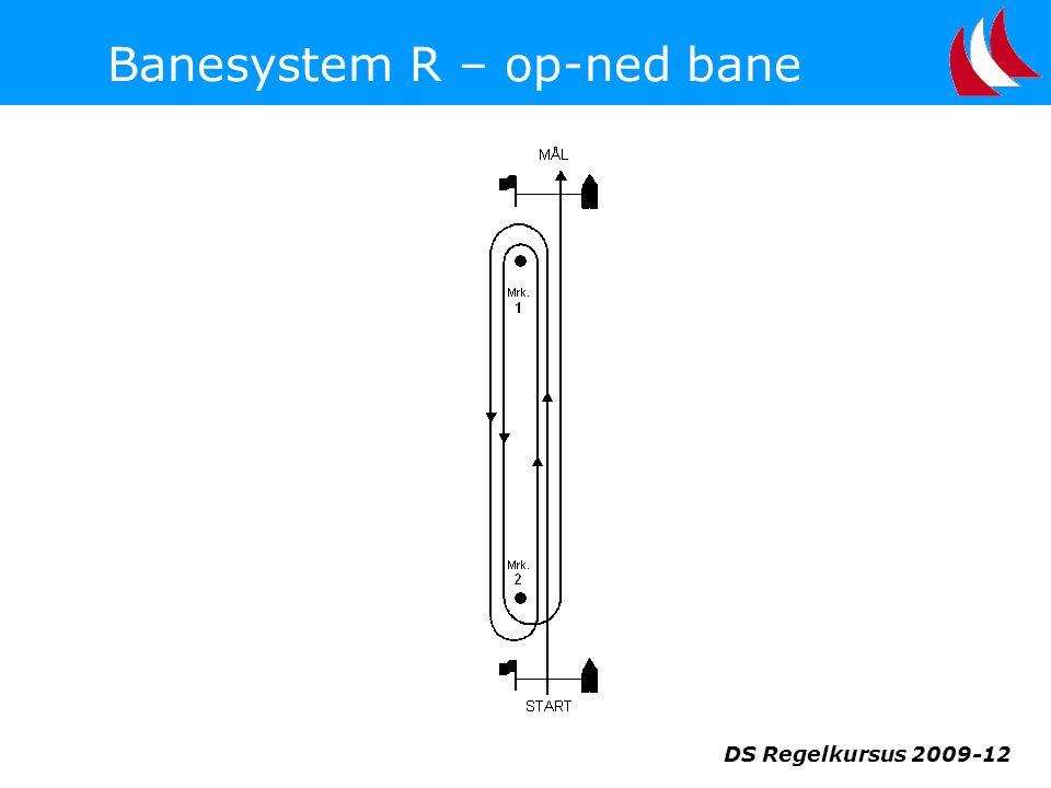 Banesystem R – op-ned bane