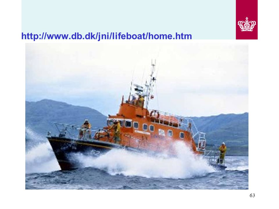 http://www.db.dk/jni/lifeboat/home.htm