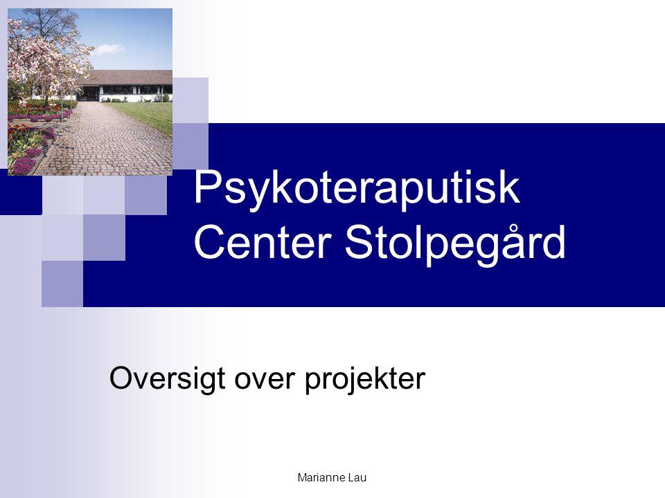 Psykoteraputisk Center Stolpegård