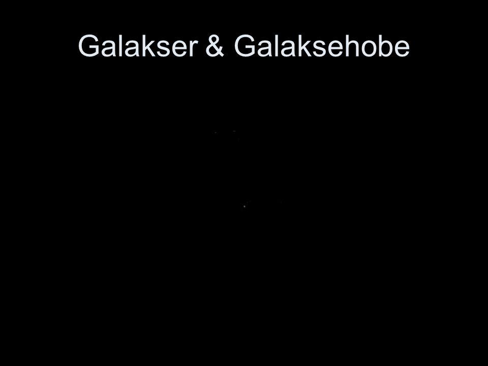 Galakser & Galaksehobe