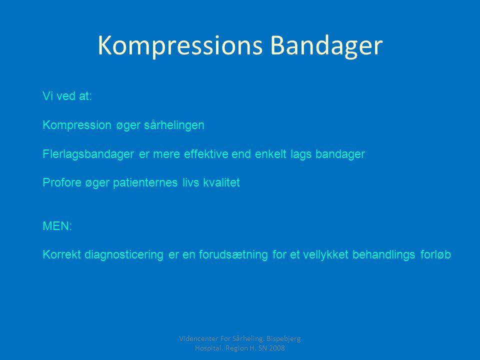 Kompressions Bandager