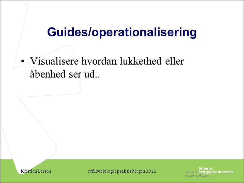Guides/operationalisering