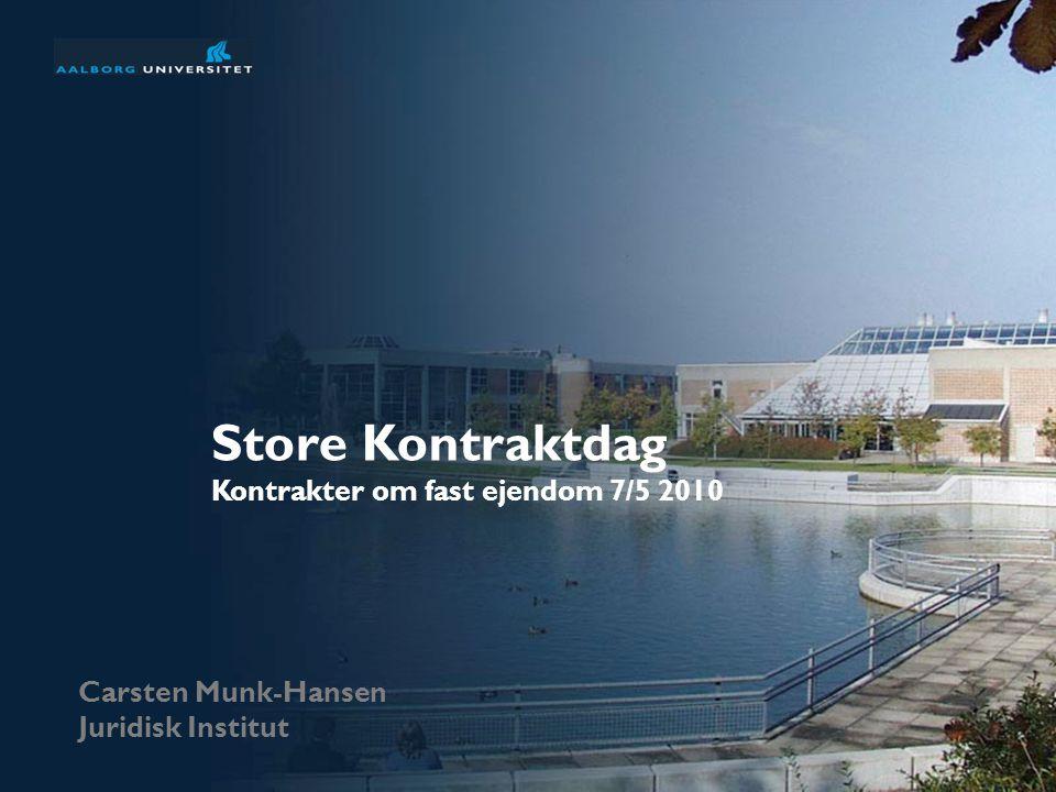 Carsten Munk-Hansen Juridisk Institut
