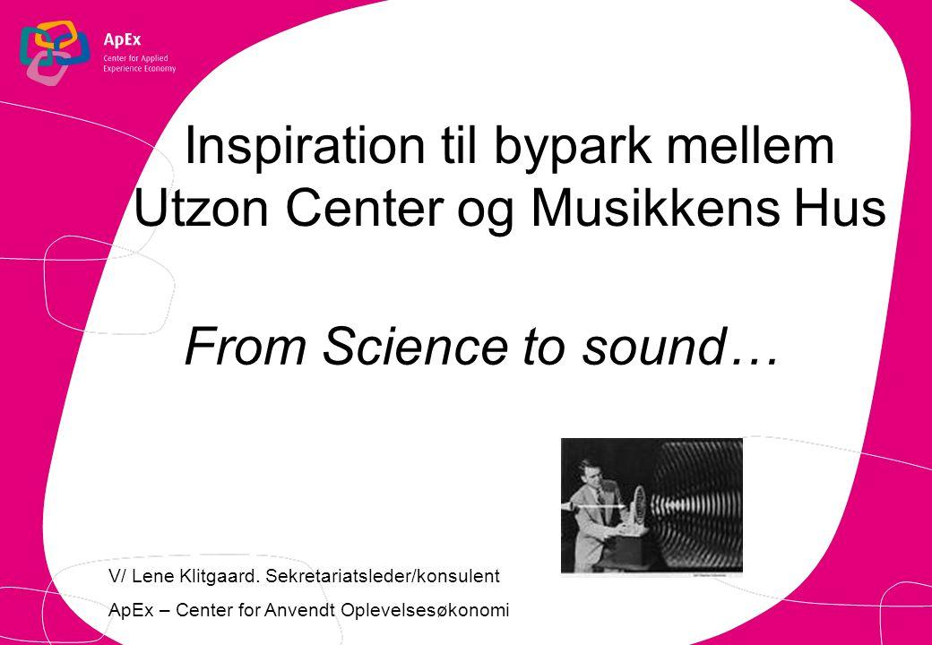 Inspiration til bypark mellem Utzon Center og Musikkens Hus