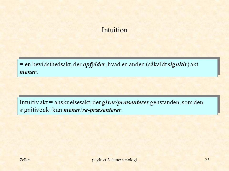 psyk-vt-3-fænomenologi
