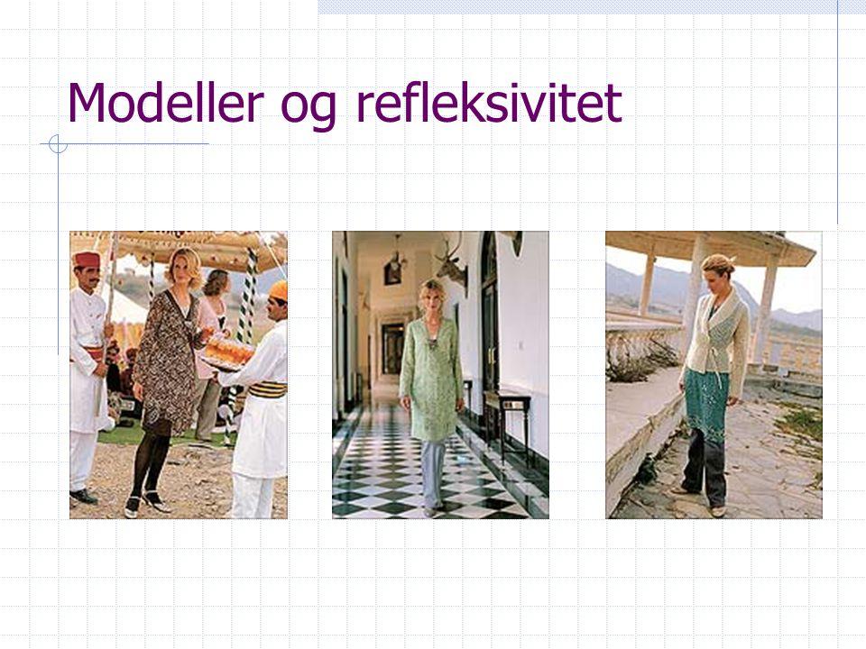 Modeller og refleksivitet