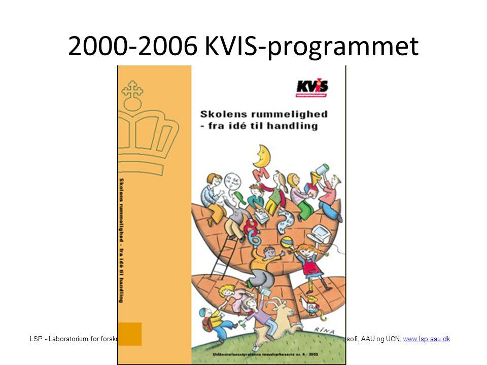 2000-2006 KVIS-programmet